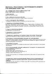 Protokoll (PDF) - Svenska IF-båtförbundet