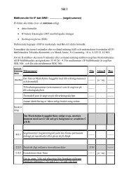 Mätformulär för inmätning av IF-båt - Svenska IF-båtförbundet
