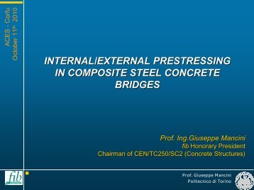 Prestressed composite box girder bridges - ACES