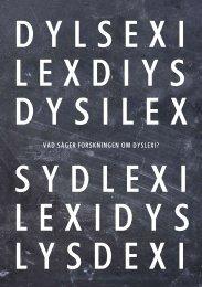 Vad säger forskningen om dyslexi? - Forskning.se