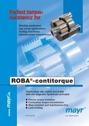 ROBA®-contitorque