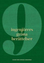 Läs skriften här - Sveriges ingenjörer