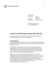 SOU 2008:104 - Sveriges ingenjörer