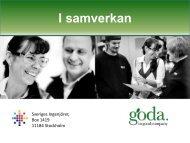 Se Annas presentation - Sveriges ingenjörer