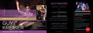 GUY KREMER - Celjski sejem