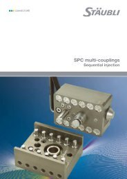 SPC multi-couplings - Colly Components