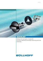 QUICKLOC® - Colly Components