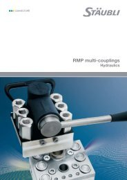 RMP multi-couplings - Colly Components