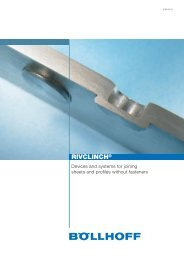 RIVCLINCH® - Colly Components