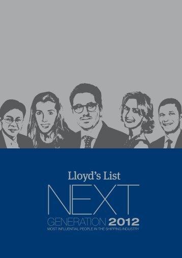 On time... - Lloyd's List