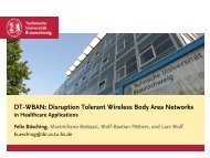 DT-WBAN: Disruption Tolerant Wireless Body Area Networks