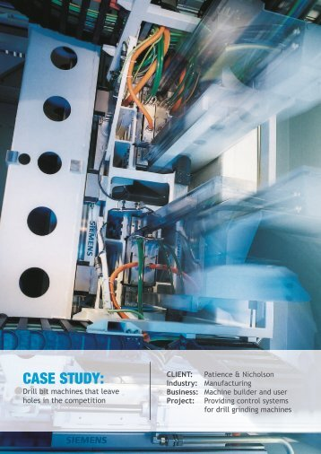 download case study - CNC Design