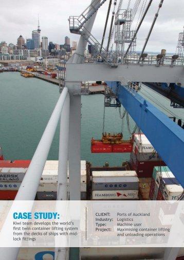 download case study - CNC Design
