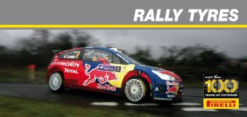 RALLY TYRES - Ascania Racing