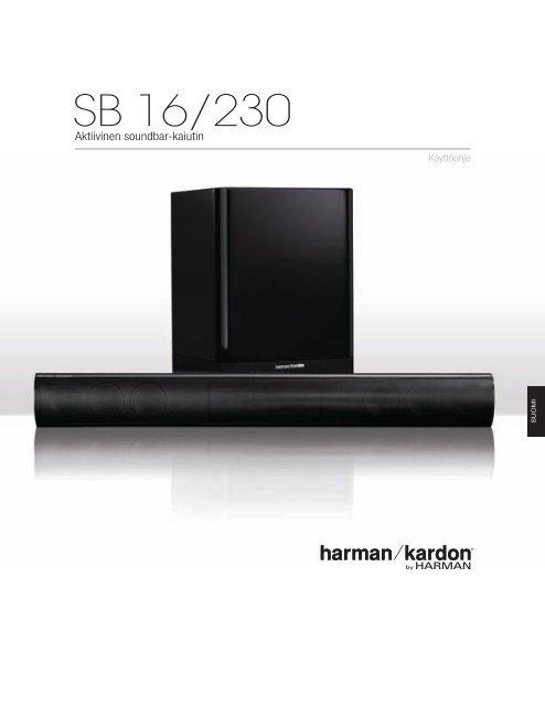 SB 16/230 - Harman Kardon