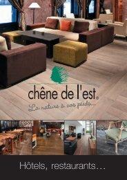 Hôtels, restaurants… - Chenedelest