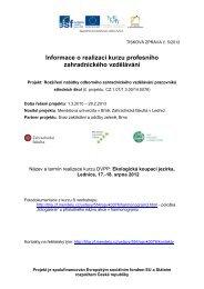 5/2012 - Svaz zakládání a údržby zeleně
