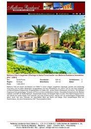 Santa Ponsa Villa in begehrter Villenlage. [Ref.: 22961]