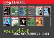 DOKUMENTATION 2010|2011 - Golfleader