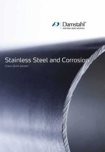 corrosion of stainless steel - Damstahl