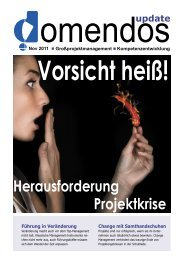 Firmenbroschüre November 2011 - domendos