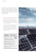 Technología solar con ventaja de calidad - Kyocera Solar - Page 4