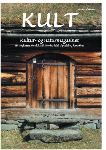 Last ned KULT nr 2 / 2004 - opPslaget.no