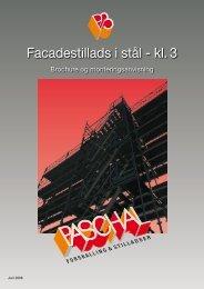 P3 brochure og montageanvisning - PASCHAL-Danmark A/S