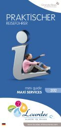 maxi services - Office de Tourisme de Lourdes
