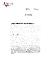 (Läkarintyg från första sjukfrånvarodagen ) i PDF ... - Arbetsgivarverket