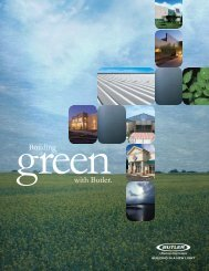 Building Green with Butler - Stanker & Galetto