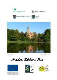 Beskrivning av Leader Skånes Ess - Leader i Skåne