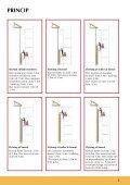 P6 brochure og montageanvisning - PASCHAL-Danmark A/S - Page 3