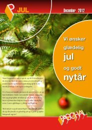 jul nytår - PASCHAL-Danmark A/S