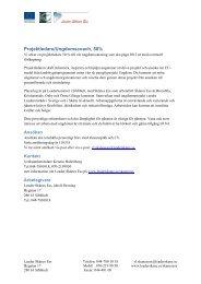 Annons ungdomProjektledare.pdf - Leader i Skåne