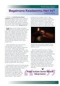 Perhatikanlah Keadaanmu! - ROCK Sydney Indonesian Church - Page 7