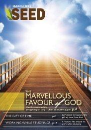 MARVELLOUS FAVOUR of GOD - ROCK Sydney Indonesian Church
