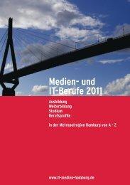 Medien- und IT-Berufe 2011 - IT-Medien-Hamburg