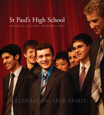 St Paul's High School