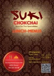 Lunch-menus