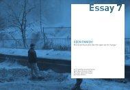 Boek PROmO - ESSAY 7 Kijk op Waterveiligheid ... - Leven met Water