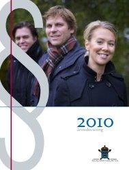 Arsredovisning2010 - Åklagarmyndigheten