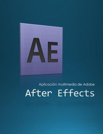 After Effects de Adobe
