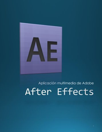 After Effects de Adobe