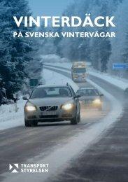 Vinterdäck - Transportstyrelsen