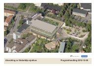 Programhandling december 2012 - Södertälje sjukhus