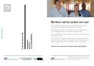 Blankett för synpunkter.pdf - Södertälje sjukhus
