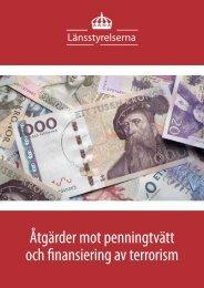 Åtgärder mot penningtvätt - Ekobrottsmyndigheten