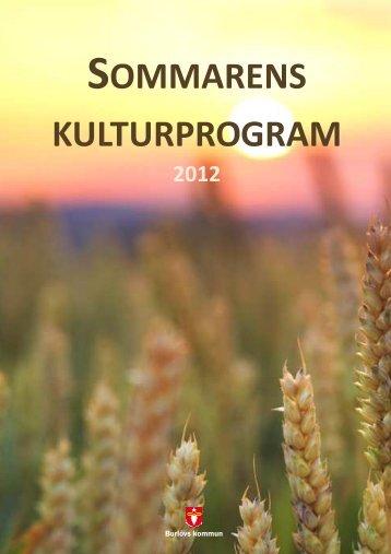 Sommarprogram 2012.pdf - Burlövs kommun