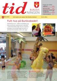 Burlövstidningen oktober 2011.pdf - Burlövs kommun